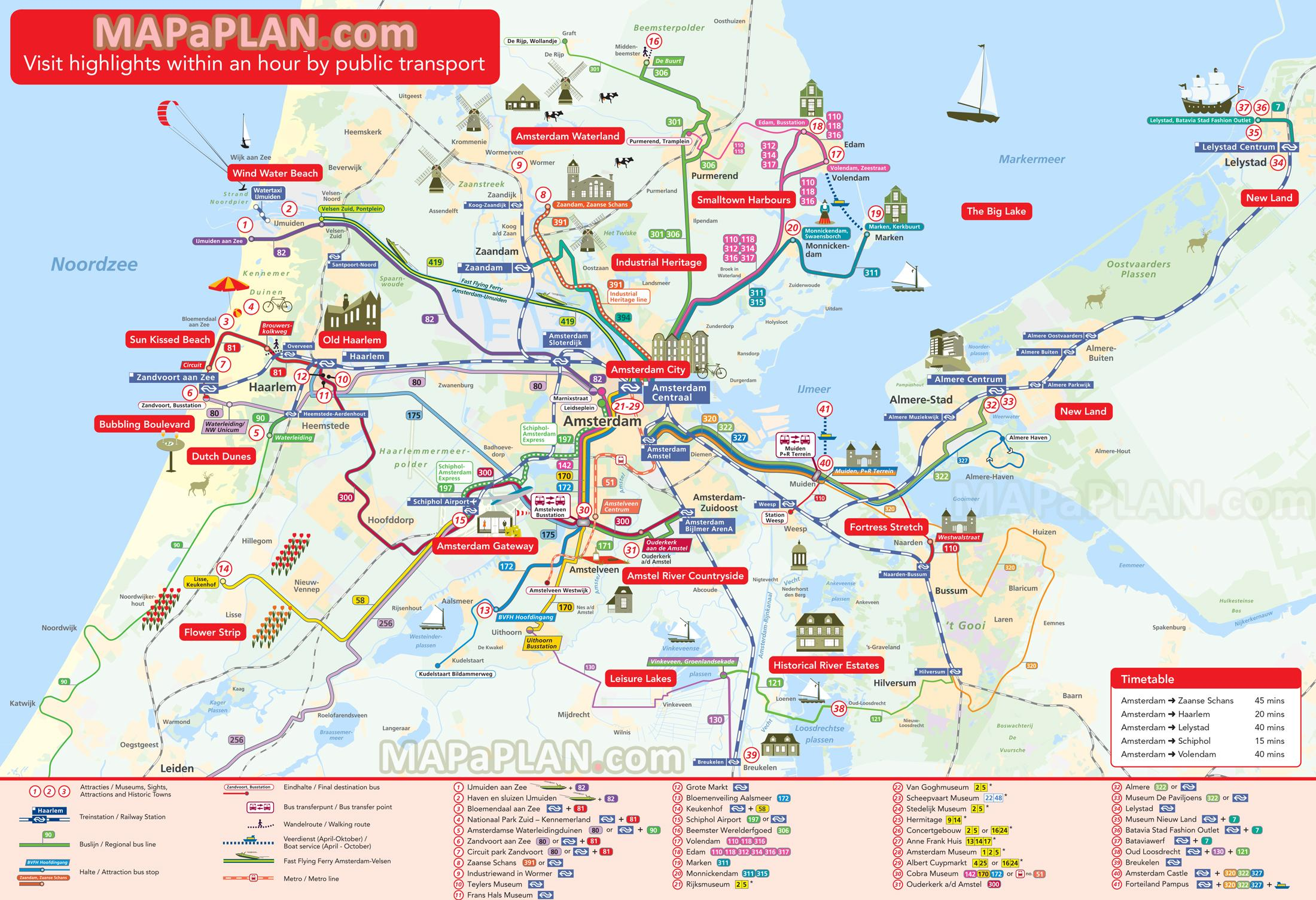 holanda mapa turistico Holanda mapa turístico   Holland mapa turístico (Europa Ocidental  holanda mapa turistico